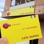 看板&ショップカード/cafe anello